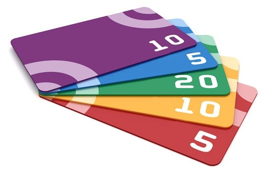 Дисконтные и бонусные карты